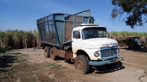 mercedes benz 2219 /batatais caminhões