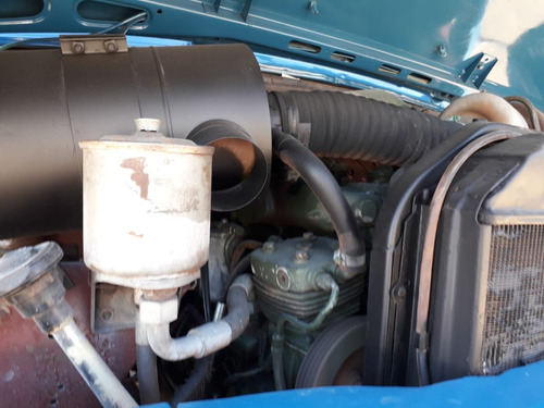 mercedes-benz 2219 caçamba 6x4 turbinada ano 1986