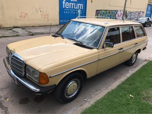 mercedes benz 230 1981