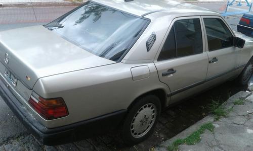 mercedes-benz 230 2.3 e 1986