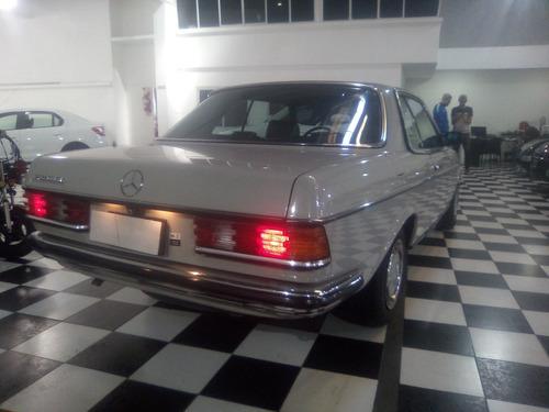 mercedes benz 230 ce 1981 220 km beige coupe cm