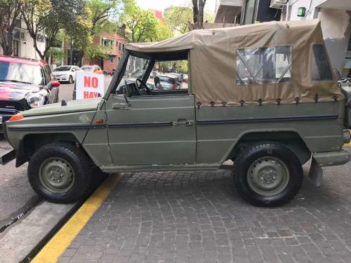 mercedes-benz 230 jeep 230 g