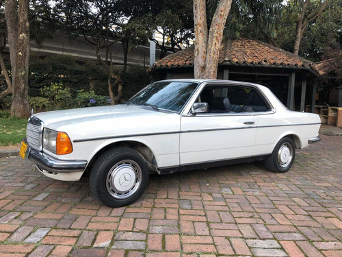 mercedes-benz 230ce coupe