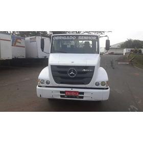 Mercedes-benz 2324 Ano 2012