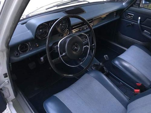 mercedes benz 240d 1976