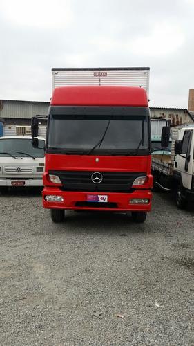 mercedes-benz 2428 bitruck 2012 4º eixo