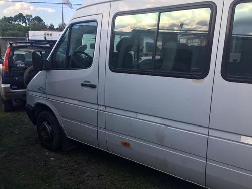 mercedes-benz 2.5 413 minibus 4025 19+1 2006 diesel 60257836