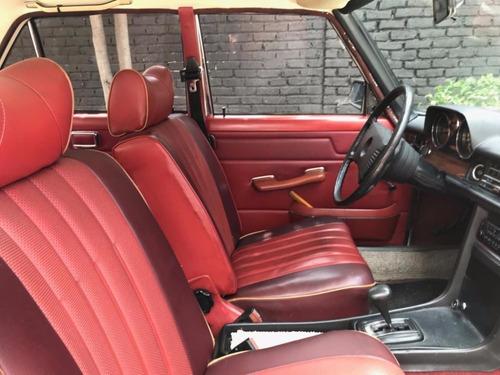 mercedes benz 250. automático 1974.