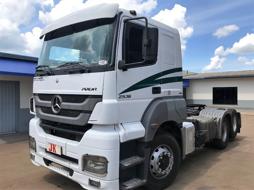 mercedes-benz 2536 ano 2012