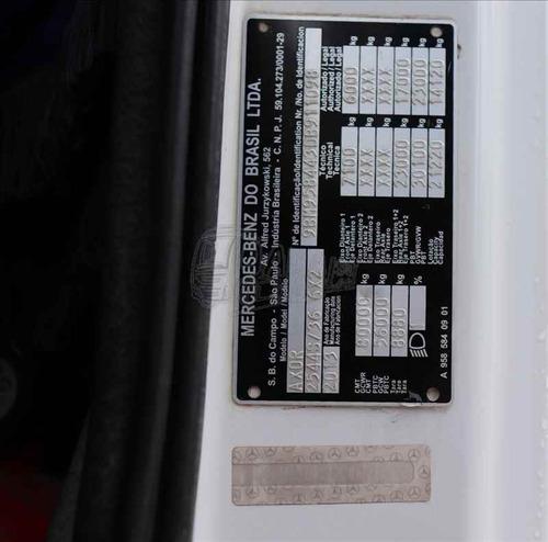 mercedes benz 2544 6x2 2013 ñ fh 440 fh 460 g 440