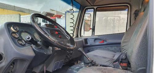 mercedes-benz 2726 6x4 ano 2011/2012 caçamba rossetti