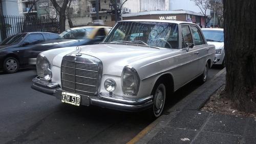 mercedes-benz 280 s