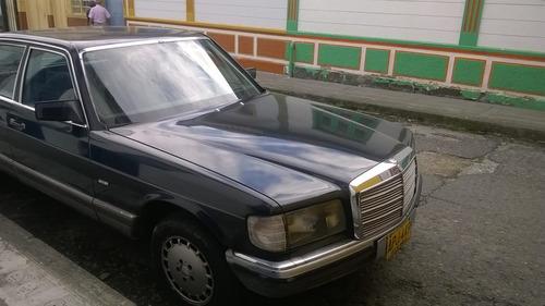 mercedes benz 280 s excelente estado vendo o cambio
