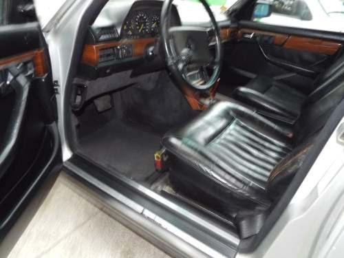 mercedes benz 280 se 1981