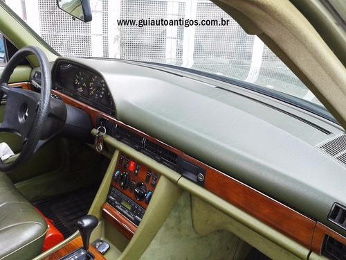 mercedes benz 280 se 1982