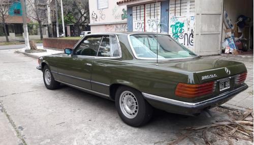 mercedes benz 280 slc coupe