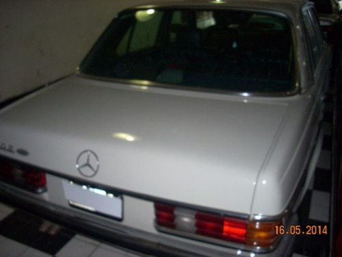 mercedes benz 280e de coleccion us$15002