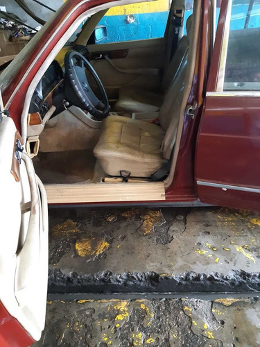 mercedes benz 280s año 1982 4 puertas a/c