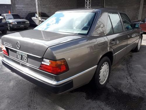 mercedes benz 300 e 24 - 1991. yimi automotores.