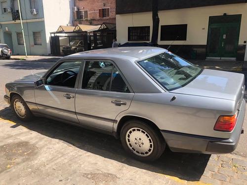 mercedes benz 300 e at a inyección, 1989, 3.0 automático