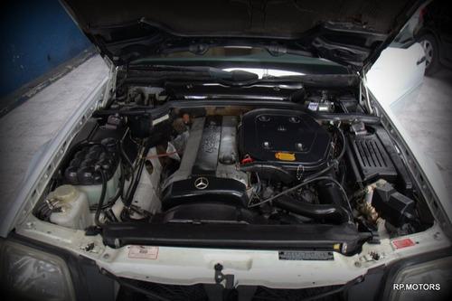 mercedes benz 300 sl coupé extra full 1991 nafta automatico