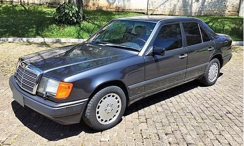 mercedes benz 300e 1986