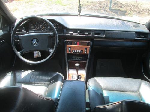 mercedes benz 300e año 1990
