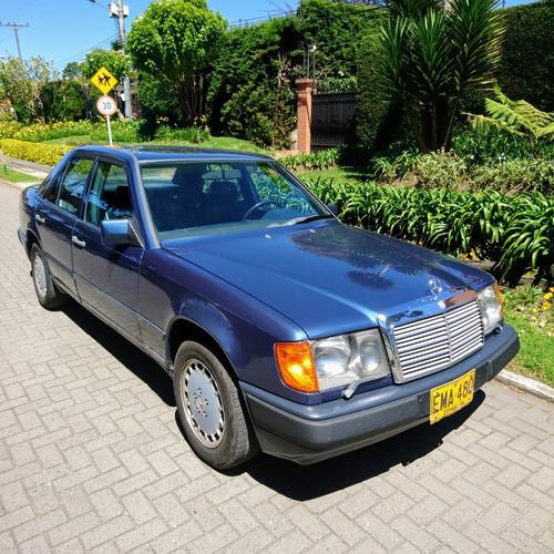 mercedes benz 300e w124