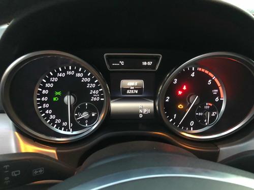 mercedes-benz 350 classe ml 3.0 bluetec 5p 2015 diesel