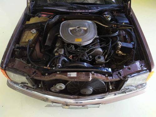 mercedes benz 380 sec automatica 1982 nafta pointcars