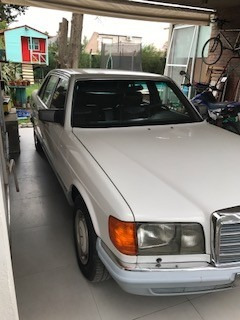 mercedes benz 380 sel v8 autom. 220hp  impecable