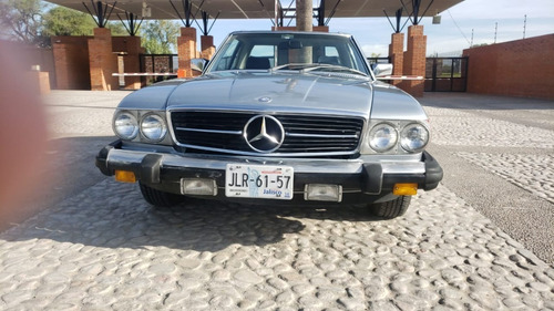 mercedes benz 380 sl 1981, impecable. trato directo.