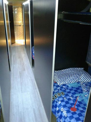 mercedes benz 400 electronico marcopolo doble piso paradiso