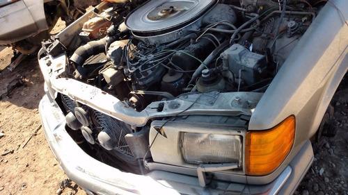 mercedes benz 420 sel 1988 ampliagama partes refacciones pza