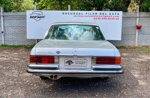 mercedes-benz 450 sel 1983