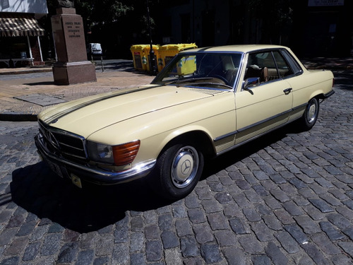 mercedes benz 450 slc (1975)