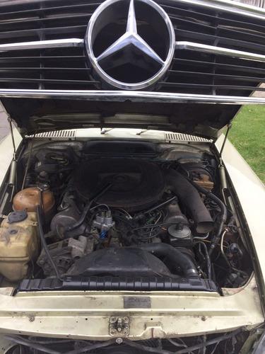 mercedes benz 450 slc mod 1978
