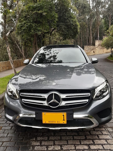 mercedes benz   4matic  gris selenita