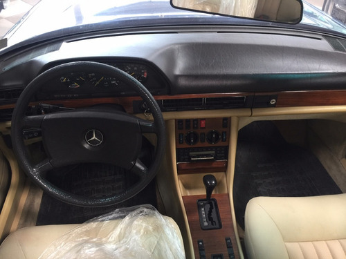 mercedes benz 500 se - 1981 - v 8 - impecável