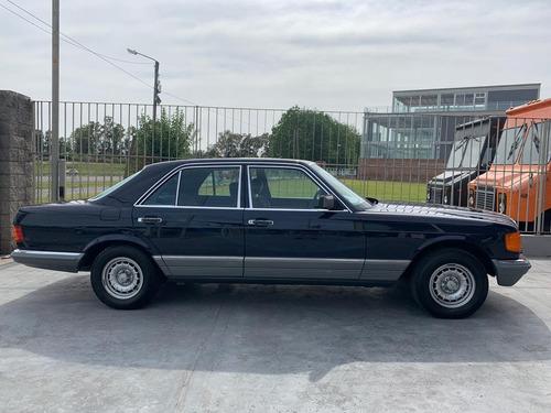 mercedes benz 500 se 1984