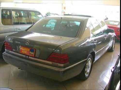 mercedes-benz 500 se 5.0 sedan v8