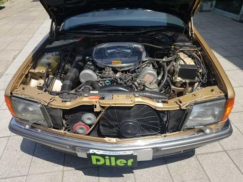 mercedes-benz 500 sec 1982 2 puertas at nafta 46655831