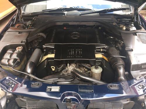 mercedes benz 500 sec 1993/1933 garagem retrô
