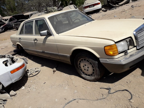 mercedes benz 500 sel 1986 para partes piezas refacciones