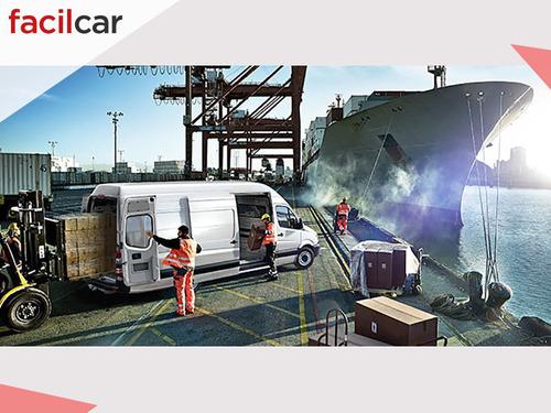 mercedes benz 515 cdi 2020 furgón extra larga 0km