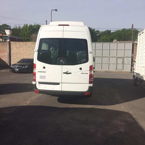 mercedes benz 515 minibus 19+1 modelo año 2018