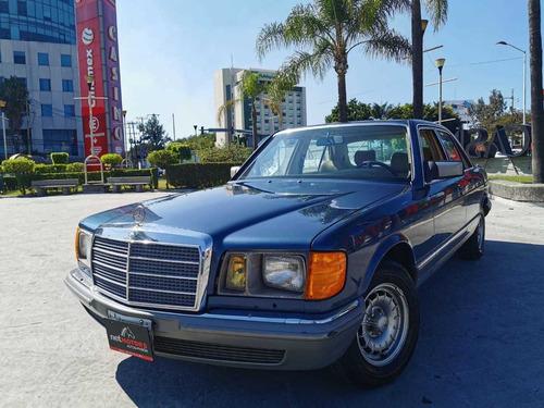 mercedes benz 550 1983