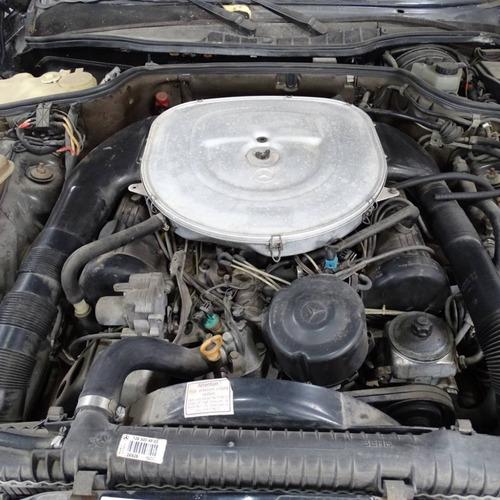 mercedes benz 560 sec c126 1987 en desarme