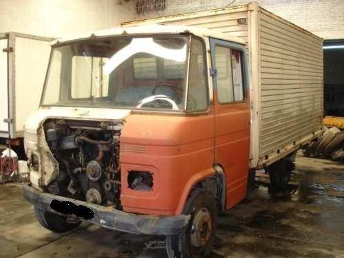 mercedes benz 608 1985