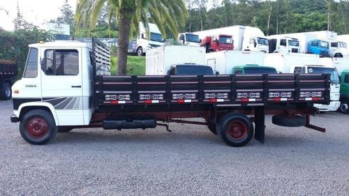 mercedes benz 708 caminhões